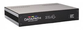 Controller VideoWall StandAlone DataPath x4