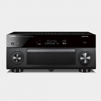 Receiver 9.2 canale Yamaha Aventage RX-A2080, Dolby Atmos, DTS X, YPAO, MusicCast - Resigilat