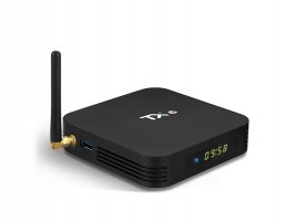 Swedx TX6 Android Box, 4K, 60HZ 4/32 GB