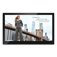 "RESIGILAT Display LED 17"" cu Touch ELC WF1732T, IPS, rezolutie 1920x1080"