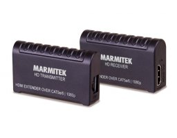 Extender HDMI Full HD, Marmitek GigaView 63, CAT 5e/6, PoC, 40m
