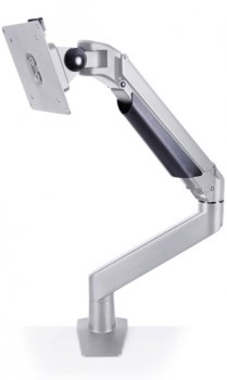 "Suport Monitor Gas Lift Multibrackets 7167, 15-32"", Silver, min. 2 - max. 10 kg"