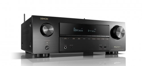 Receiver 7.2 Denon AVR-X1600H, HEOS, Dolby Atmos, DTS:X