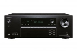Receiver 5.1 canale Onkyo TX-SR494, Bluetooth, compatibil Dolby Atmos si DTS:X