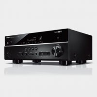 Receiver 5.1 YAMAHA RX-V485, MusicCast, Wi-Fi streaming, Bluetooth, USB, AUX