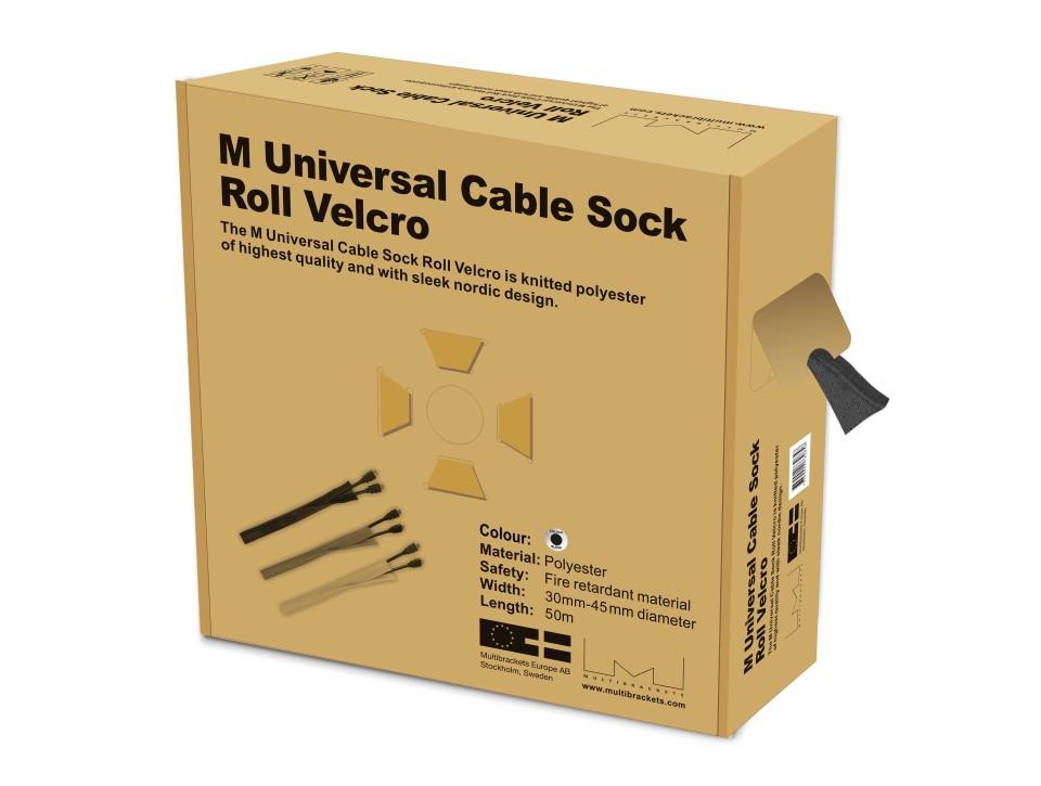 Cable Sock VELCRO by Multibrackets 2858, pretul este pe metru liniar