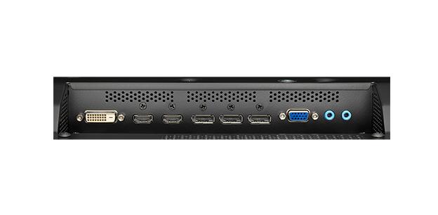 Display 55 NEC Multisync UN552S pentru VideoWall , FullHD,S-IPS, 700 cd/m²