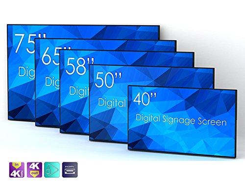 Display LED 40 4K 24/7 Profesional SWEDX SDS40K8-01