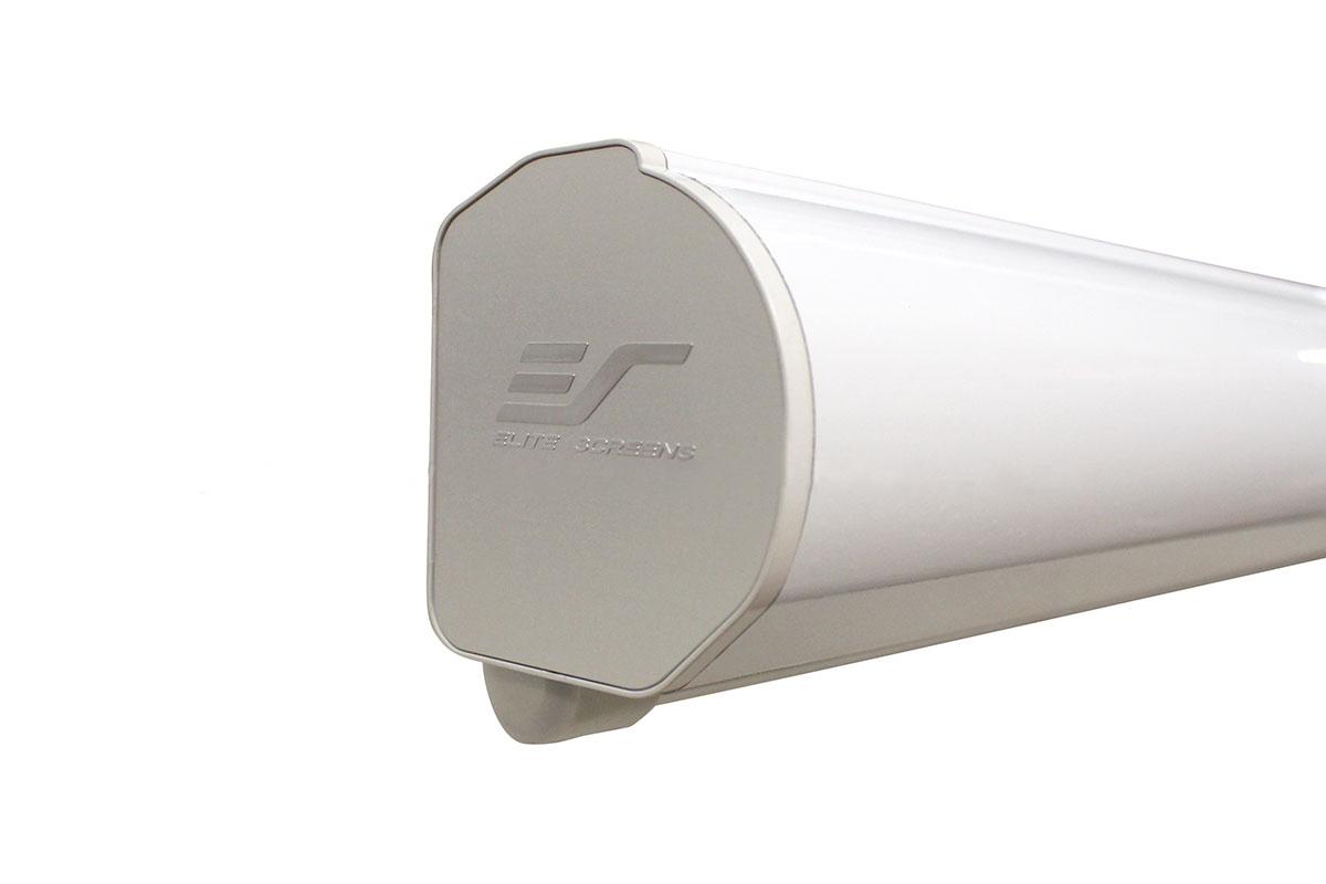 Ecran de proiectie pentru perete/tavan profesional EliteScreens M100HTSR2-E20,marime vizibila 221.4 x 124.5, Format 16:9