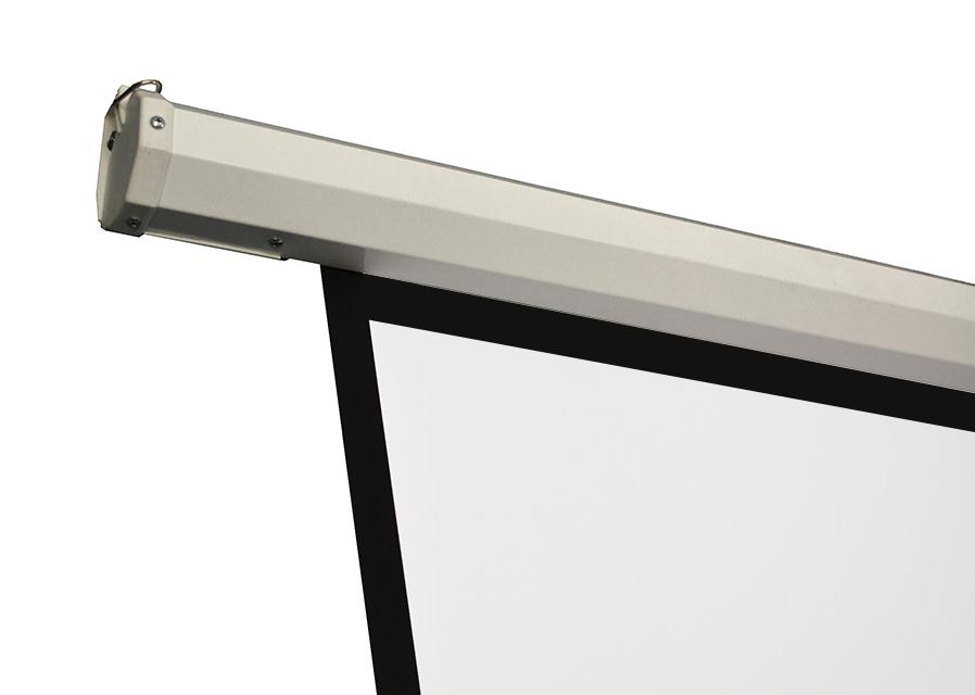 Ecran proiectie electric perete/tavan Blackmount, marime vizibila 200cm x 125cm, cu telecomanda