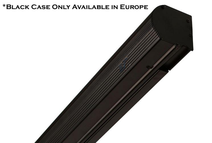 Ecran proiectie electric TENSIONAT EliteScreen Saker SKT100UHW-E12, marime vizibila 221.5 cm x 124.5 cm, Format 16:9