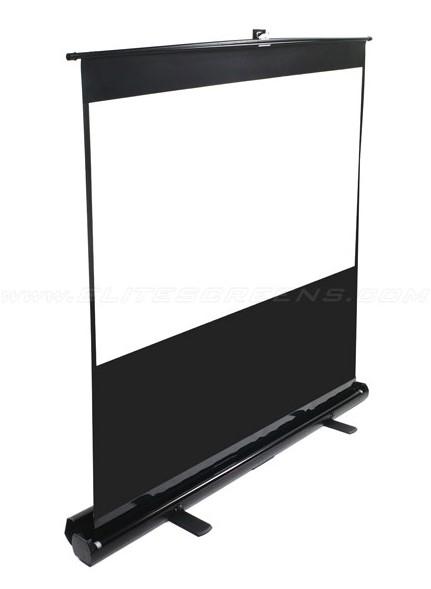 RESIGILAT Ecran proiectie Ultra-Portabil Elitescreens seria ezCinema F60NWV, marime vizibila 121.9 x 91.4cm, Format 4:3