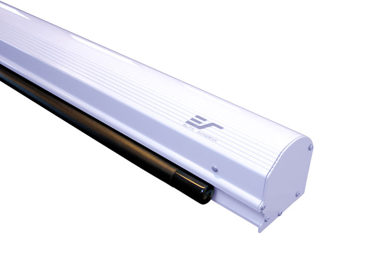 Ecran proiectie electric Home Cinema EliteScreen SK110XHW-E12, marime vizibila: 243,8 cm x 137,2 cm, Format 16:9