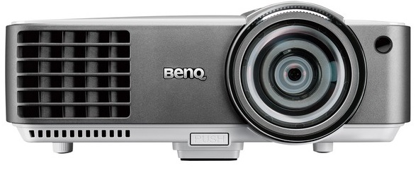 Videoproiector BenQ MX819ST, XGA, 3000 lumeni, 13000:1, SHORT THROW