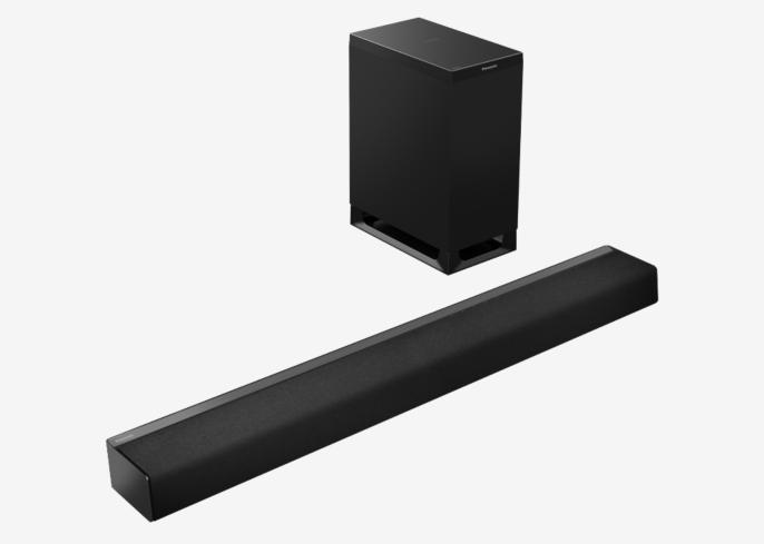 Soundbar Panasonic SC-HTB700, 3.1 ch, 376 W, Dolby Atmos, DTS:X, DTS:X Virtual
