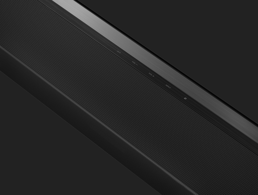 Soundbar Panasonic SC-HTB900, 3.1 ch, 505 W, Dolby Atmos, DTS X, DTS X Virtual, Hi-Res Audio