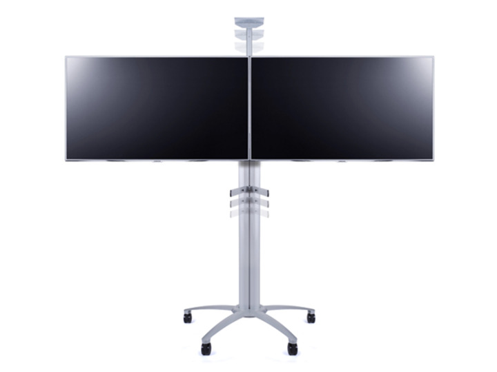 Stand TV Multibrackets Dual Silver 5361, 40-60