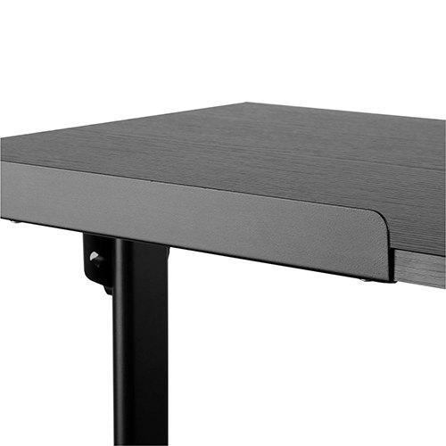 Stand mobil (Workstation) ajustabil pentru calculator, proiector , Blackmount WST01A