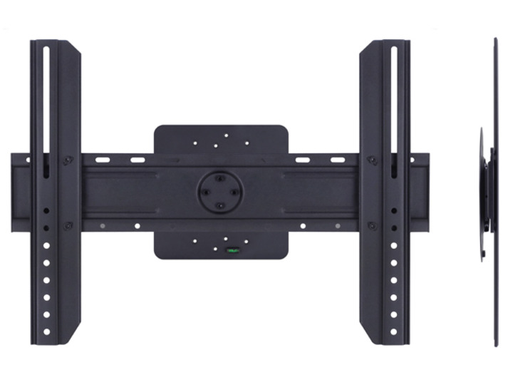 "Suport TV perete Multibrackets 7136, diagonale intre 32""-70""(81-178cm), culisare si rotire 90°, max. 50 kg, negru"
