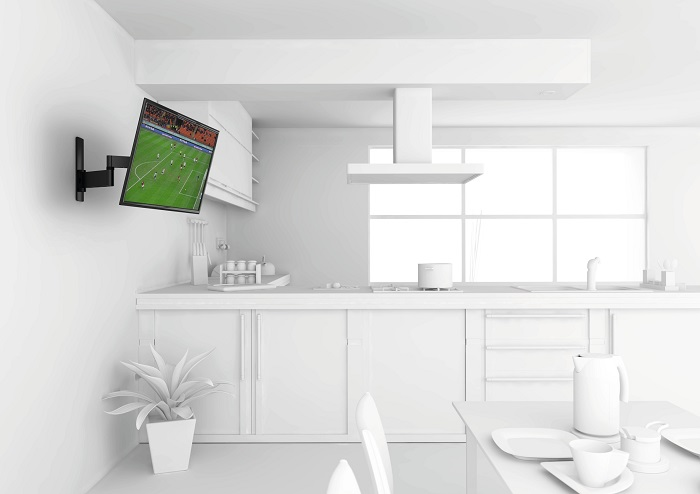 Suport TV perete, reglabil, Vogels W53070, 32-55(81-140cm), max. 20 kg