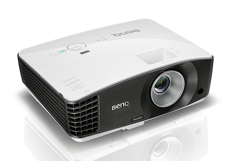 Videoproiector BENQ MU706, WUXGA 1920 x 1200, 4000 lumeni, contrast 20000:1