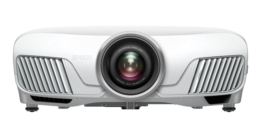 Videoproiector EPSON EH-TW7400, Full HD cu 4K upscaling, 2400 lumeni, contrast 200.000:1