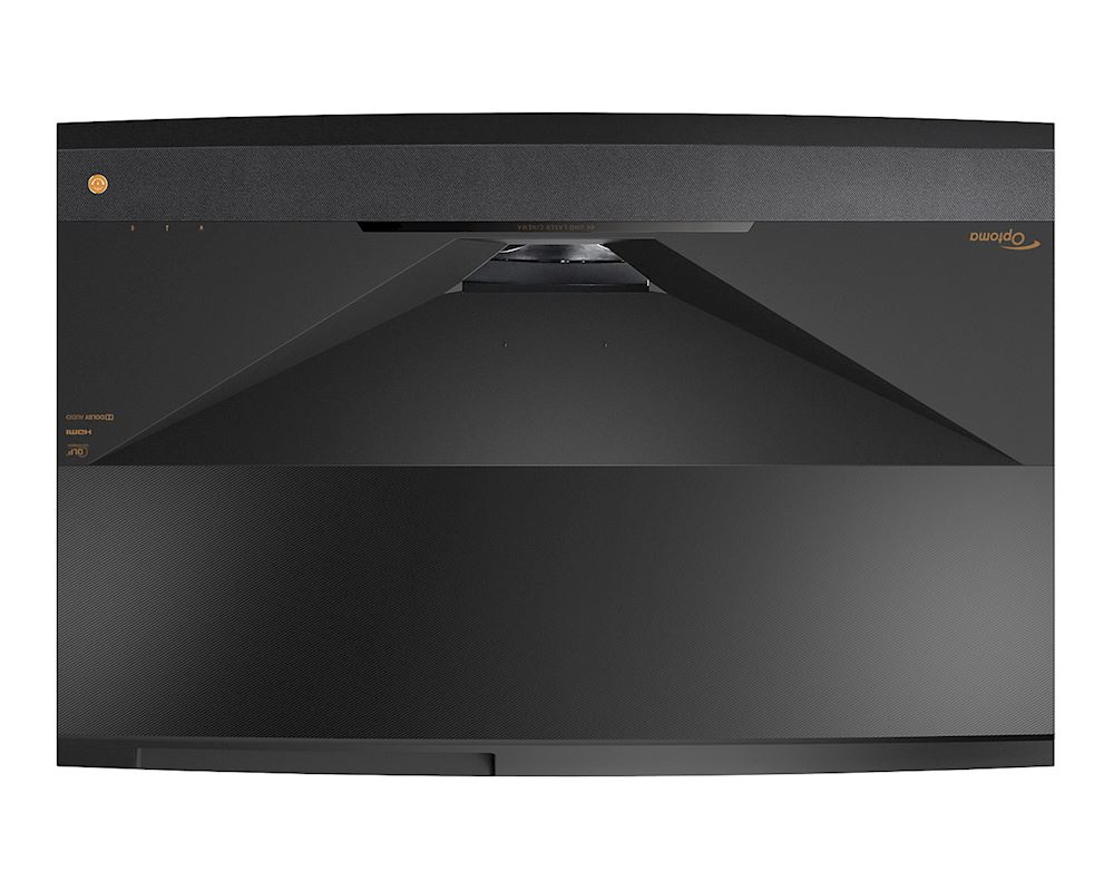Videoproiector Optoma UHZ65UST, Laser Ultra Short Throw, 4K, 3500 lumeni, 2500000:1