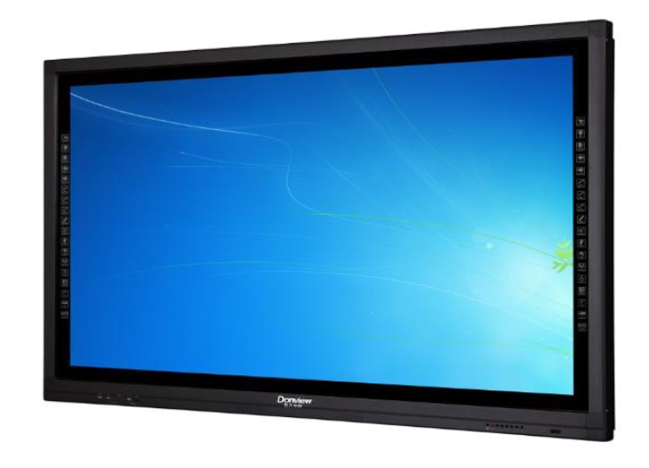 Display LED 86'' cu touch 4K Educational DONVIEW DS-86IWMO-L02A