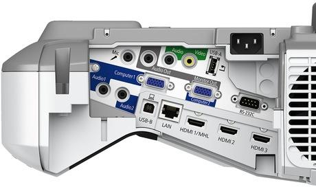 Videoproiector EPSON EB-680, XGA 1024 x 768, 3500 lumeni, contrast 14000:1