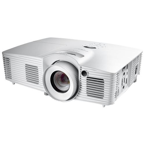 Videoproiector OPTOMA HD39, Darbee Home Cinema, Full HD 3D 1920 x 1080, 3500 lumeni, contrast 32000:1